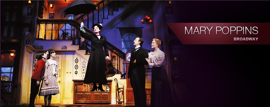Mary Poppins UK